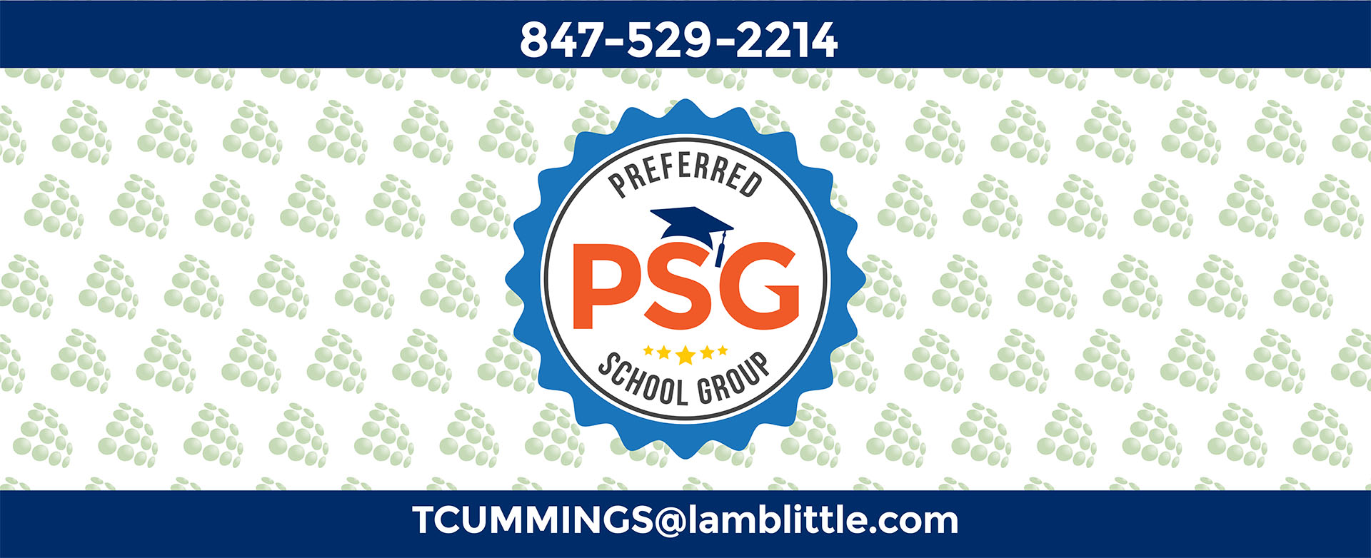 School Insurance - PSG Preferred School Group Banner